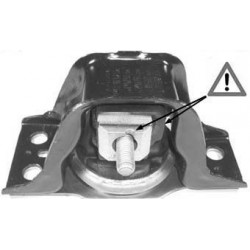 SUPPORT MOTEUR  CLIO III 1.5DCI   OE  8200140431   4001828